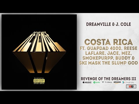 Guapdad 4000, Reese LAFLARE, Jace, Mez, Smokepurpp, Buddy & Ski Mask The Slump God – Costa Rica