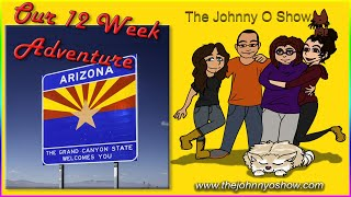 Ep. #669 Our 12 Week Adventure | Day 65 - Coming Home to Arizona