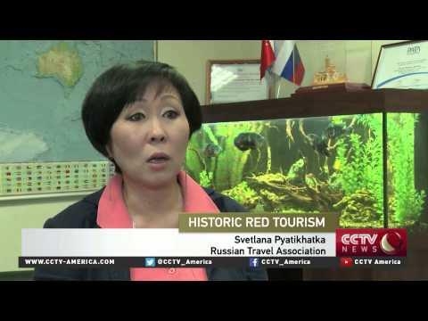 Russia attracts thousands of Chinese tourists