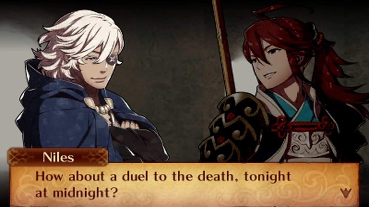 How To Build Support In Fire Emblem Echoes