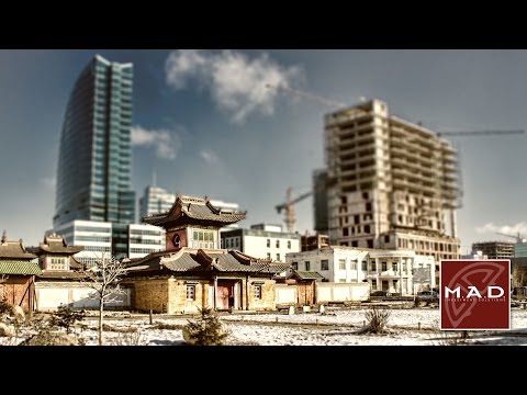 Ulaanbaatar Rising - An Exploration of the capital city of Mongolia