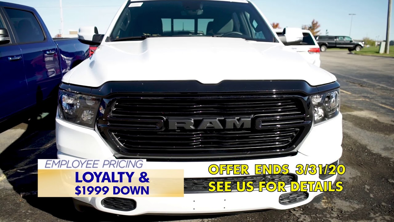 dodge ram incentives march 2020 CR March 2020 Ram Truck Month 2 - YouTube