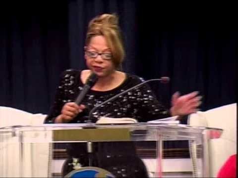 Dr. Rita Womack -  2013 Women Conference @ New Bethel COGIC
