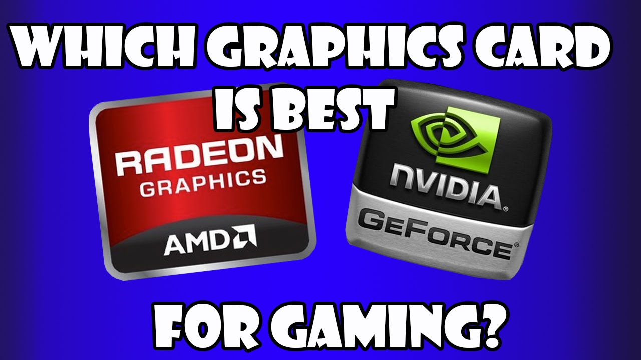Which graphics card is best for gaming 24
