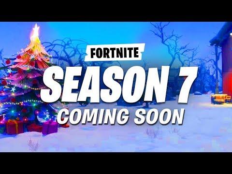 Fortnite Season 7 Leaks & Rumors #2 (Fortnite Season 7 News & Rumors)