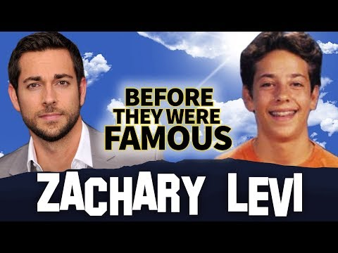 ZACHERY LEVI  Before They Were Famous  SHAZAM!