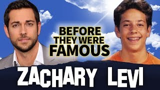 ZACHERY LEVI | Before They Were Famous | SHAZAM!