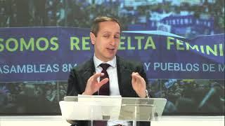 CARLOS CUESTA: Sánchez intervienen el ministerio de Montero con la coalición dividida ante el 8-M