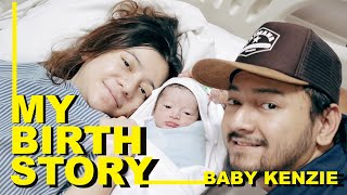 VLOG EP 25: MY BIRTH STORY