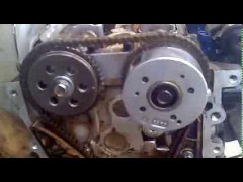 Hyundai I30 Timing Belt Youtube