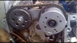 I10 timing chain change