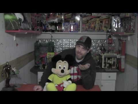 Toy Adventures With Devall - Talking Mickey Mouse Repair