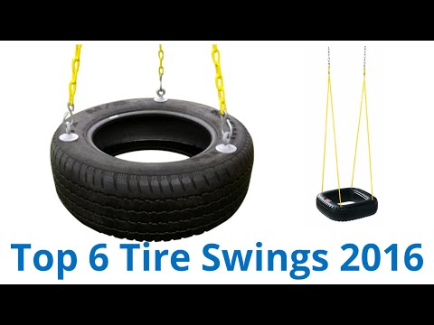6 Best Tire Swings 2016