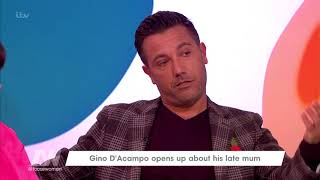 Gino D'Acampo Gets Naughty Talking About His Beard! | Loose Women