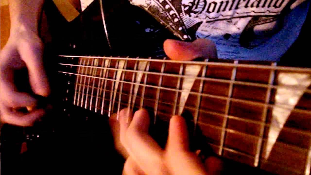 <b>Arch Enemy</b> - <b>Burning</b> Angel COVER - YouTube