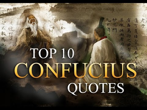 Top 10 Confucius Quotes | Quotes | Inspiration ...