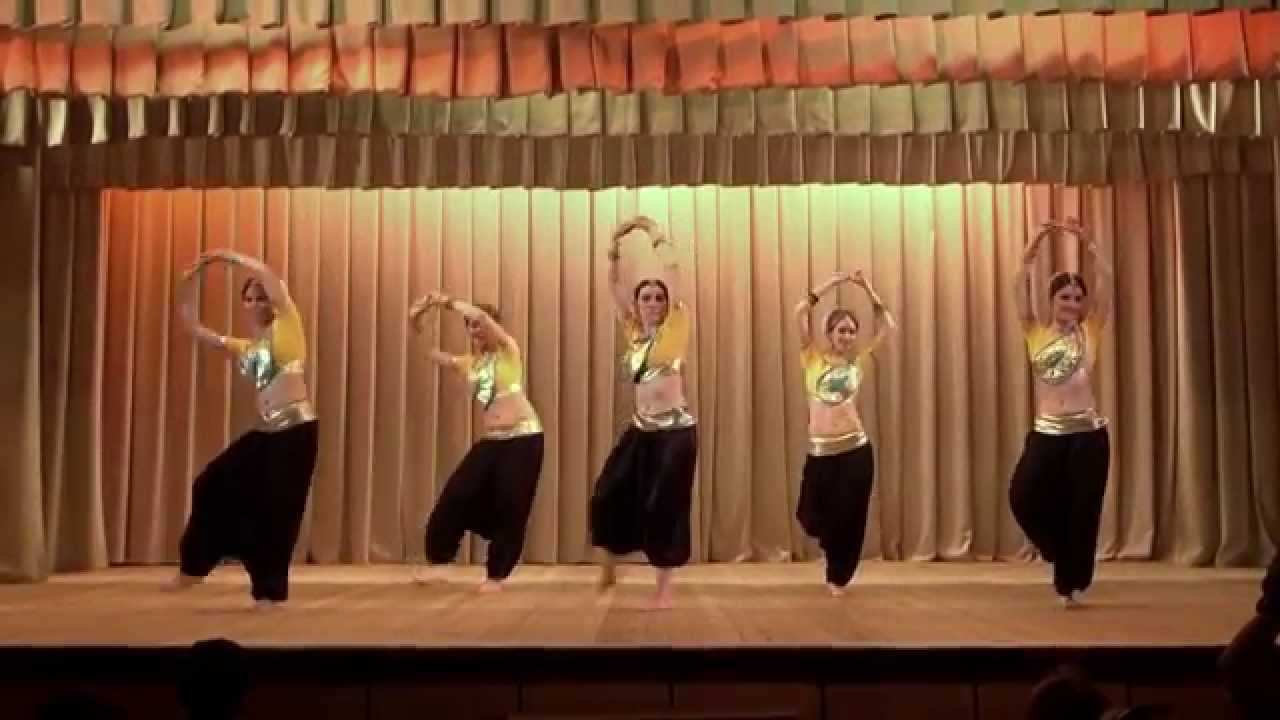 Semi Classical Indian Dance Narumugaye Iruvar Youtube