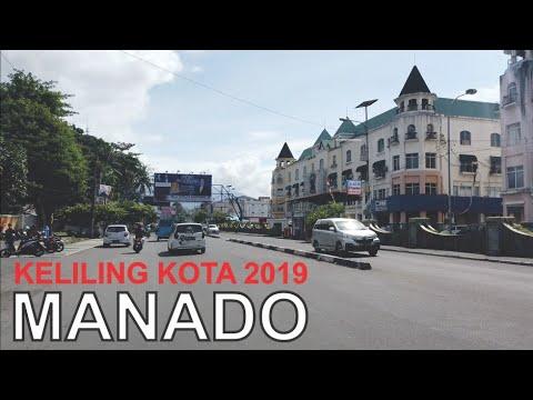 Keliling Kota Manado 2019, Kota Terbesar di Sulawesi Utara