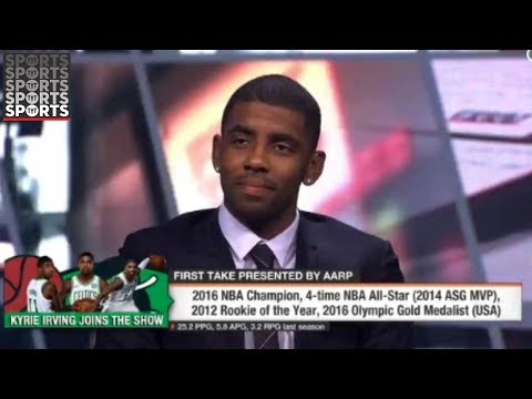 Kyrie Irving Doesn't Care About LeBron James' Feelings
