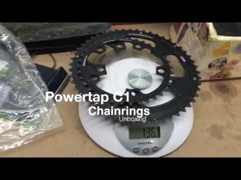 PowerTap C1 Chainrings