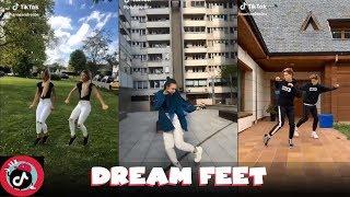 Dream Feet Dance Challenge TikTok Compilation 2019