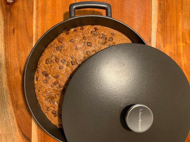 Receta de cookie en cocotte baja Diamond by @borjalopezz