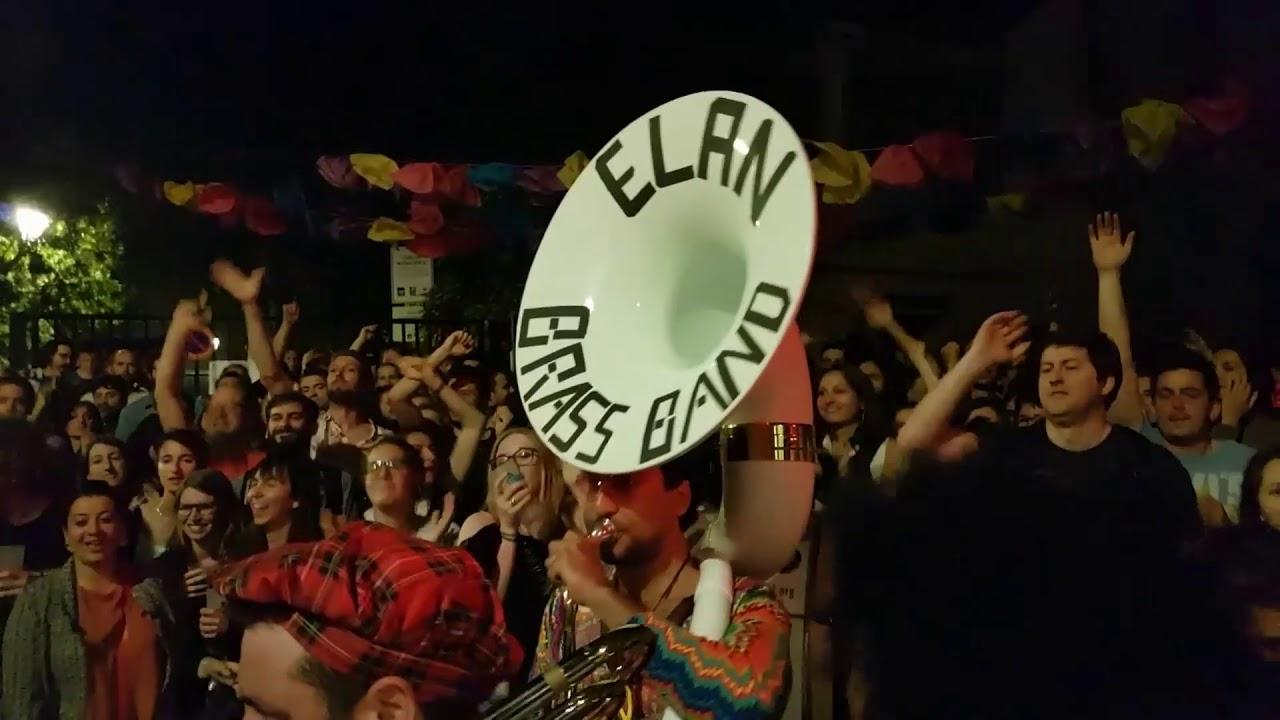Elan Brass Band - @Festival des Fanfares de Montpellier