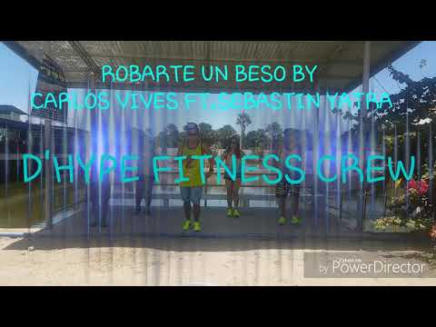 ZUMBA ROBARTE UN BESO By CARLOS VIVES FT. SEBASTIAN YATRA