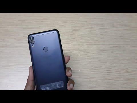 Asus Zenfone Max Pro M1 6GB RAM Fingerprint Scanner Working