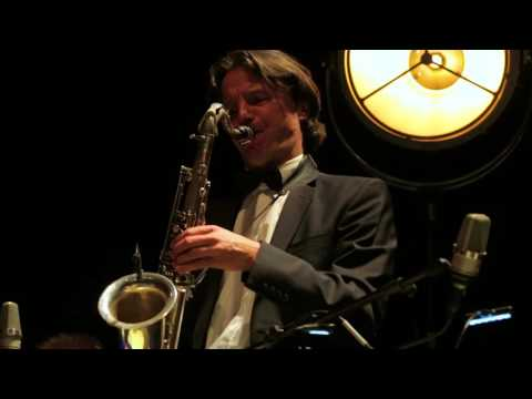 SWR Big Band - Bugle Call Rag w/The Harlem Hot Shots