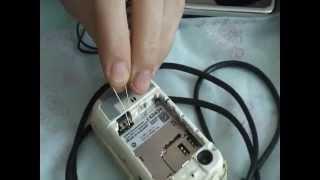 Смотреть видео установил защитный код телефона на nokia c3 01 и забыл его