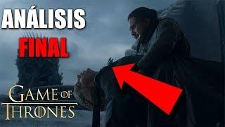 🔥 Análisis Episodio FINAL Game Of Thrones