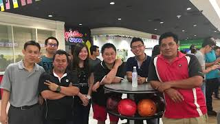 23082017 Energy Bowling Session - Motorola Solutions Inc Malaysia