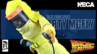 NECA Toys Back to the Future Tales from Space Marty McFly Figure | Video Review смотреть онлайн в хорошем качестве бесплатно - VIDEOOO