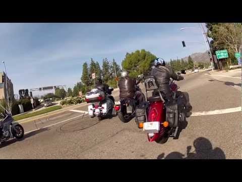 Angeles Crest Hwy (ACH) to Acton,  Motorcycle Ride