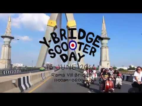 [TEASER] Lambretta Thailand presents Y-Bridge Scooter Day 2014