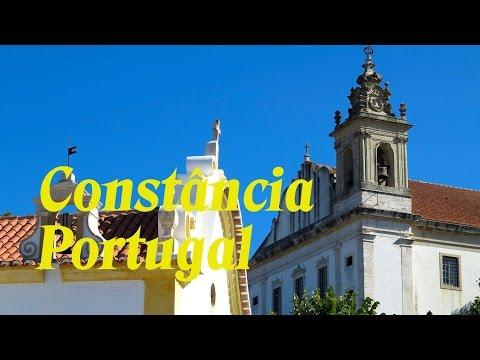 Constância, Portugal HD
