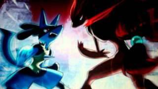 Pokemon Zoroark Vs. Lucario