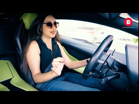 Interview on LAMBORGHINI AVENTADOR. Test Drive, Complete Guide| Sami Asim
