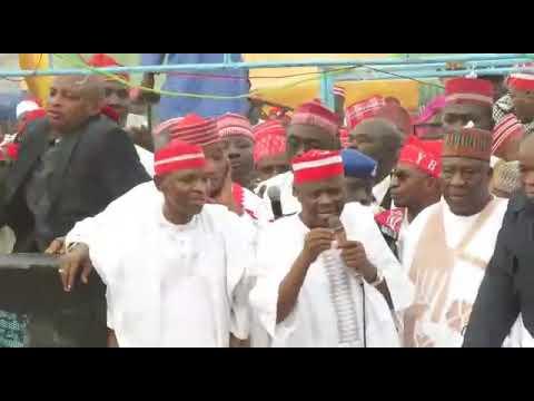 Download Speech of Kwankwaso