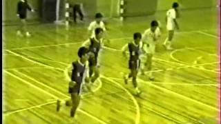 1991年 山口県リーグ春季  本部vs医学部