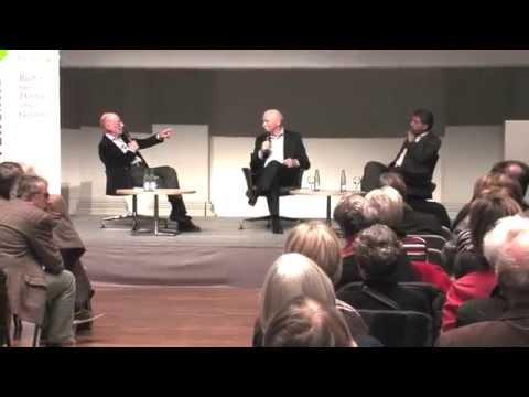 Einmischen, Unbequemsein, Standhalten! Podiumsgespräch: E. Reuter, B. Palmer, W. Backes, 18.11.2015