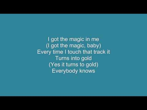 I've got the magic in me - B.o.B (lyrics)