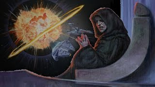 How Palpatine Reacted to the Death Star