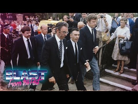 Ronnie & Reggie Kray Are Escorted To Violet Kray's Funeral 1982 | Exclusive Interview: Charlie Kray