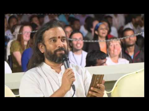 Sri Sri Ravi Shankar -Art of Living International Center, Bangalore -February 2017