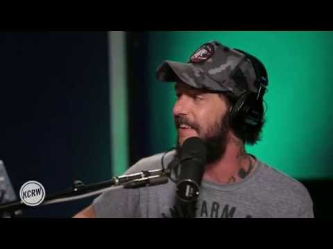 """Band of Horses performing """"Dilly"""" Live on KCRW"""