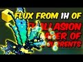 Flux from 1H of farming Thallasion, Shaper of the Currents!