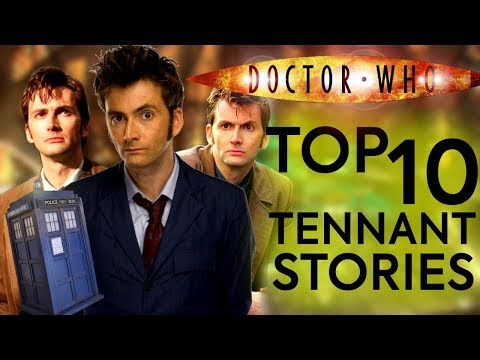 TOP 10 TENTH DOCTOR STORIES | Doctor Who List Ranking