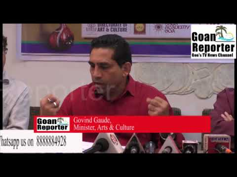 Goan Reporter News:I never said Kala Academy would be Demoli